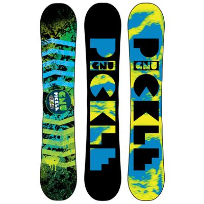 GNU Pickle PBTX Snowboard 2014