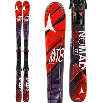 Atomic Smoke Skis + XTO 10 Bindings 2014