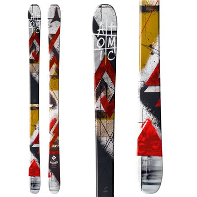 Atomic Infamous Skis 2014