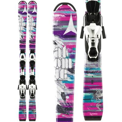 Atomic Vantage Girl III Skis + XTE 7 Bindings - Girl's 2014