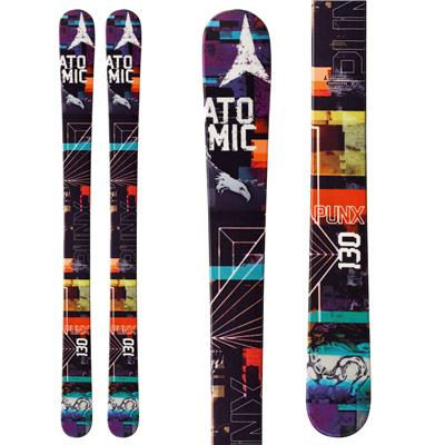 Atomic Punx Jr. III Skis - Boy's 2014