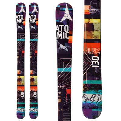 Atomic Punx Jr. II Skis - Boy's 2014