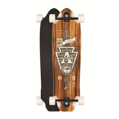 Arbor Highground GT Longboard Complete