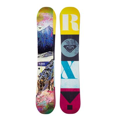 Roxy T-Bird BTX+ Snowboard - Women's 2014