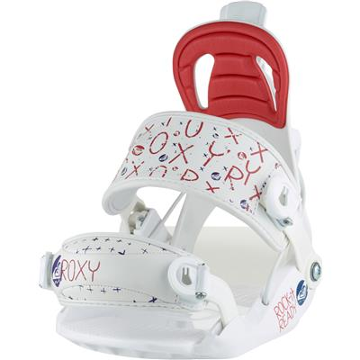 Roxy Rock-It Ready Snowboard Bindings - Girl's 2014