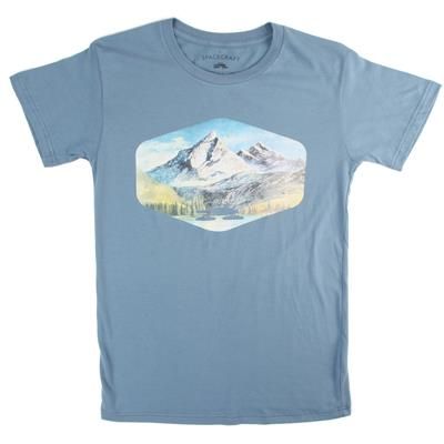 Spacecraft Mountain S/S T-Shirt