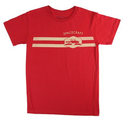 Spacecraft Badge T-Shirt