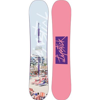 Burton Lip-Stick Snowboard - Women's 2014