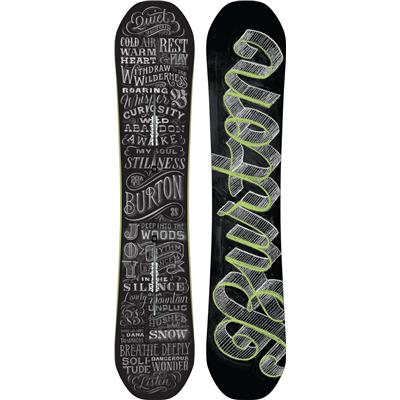 Burton Deja Vu Flying V Snowboard - Women's 2014