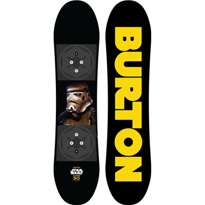 Burton Chopper Star Wars Snowboard - Boy's 2014