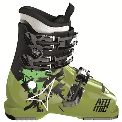 Atomic Waymaker Jr. 3 Ski Boots - Boy's 2014