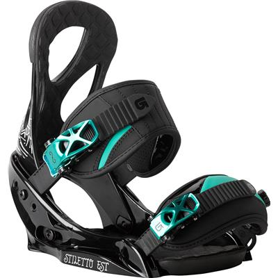 Burton Stiletto EST Snowboard Bindings - Women's 2014