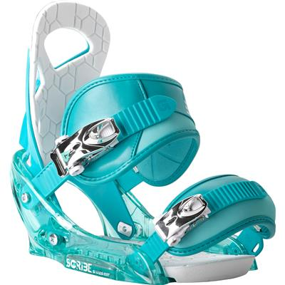 Burton Scribe Smalls EST Snowboard Bindings - Girl's 2014