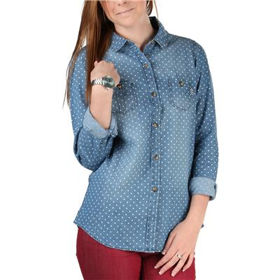 Vans Surrender Button-Down Shirt - Women's