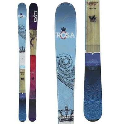 Scott Rosa Skis - Women's 2014