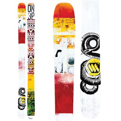 ON3P Jeronimo Skis 2014