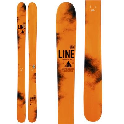 Line Skis Influence Skis 2014