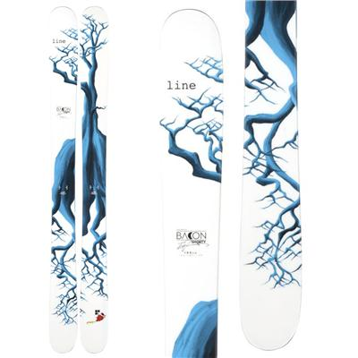 Line Skis Sir Francis Bacon Shorty Skis - Boy's 2014