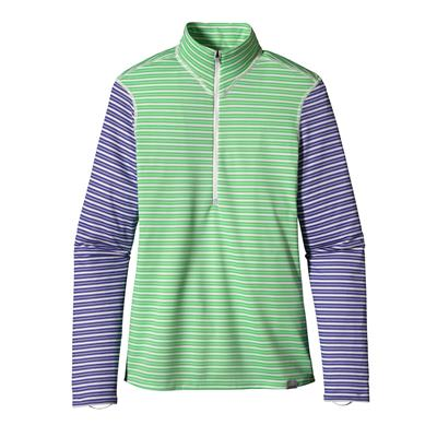 Patagonia Capilene 3 Midweight Zip Neck Top - Women's
