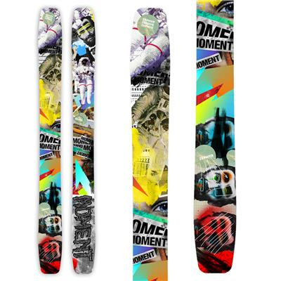 Moment Zephyr Skis - Boy's 2014