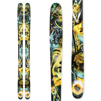 Armada Alpha X Skis 2014