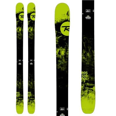 Rossignol Smash 7 Skis 2014