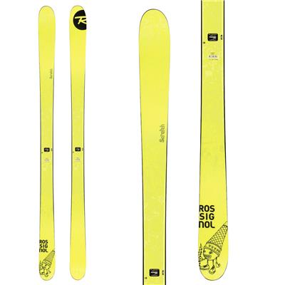 Rossignol Scratch Skis 2014