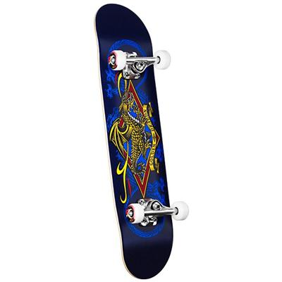Golden Dragon Diamond Dragon II Skateboard Complete