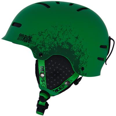 Ride Duster Audio Helmet