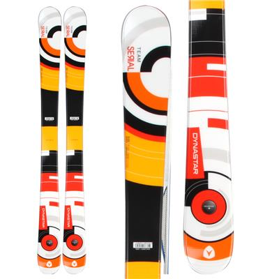 Dynastar Serial Team Skis - Boy's 2014