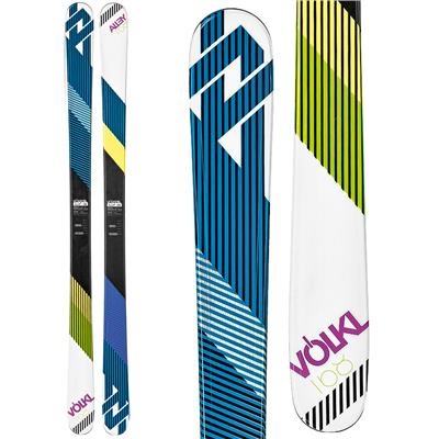 Volkl Alley Skis 2014