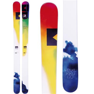 Volkl Kiku Skis - Women's 2014