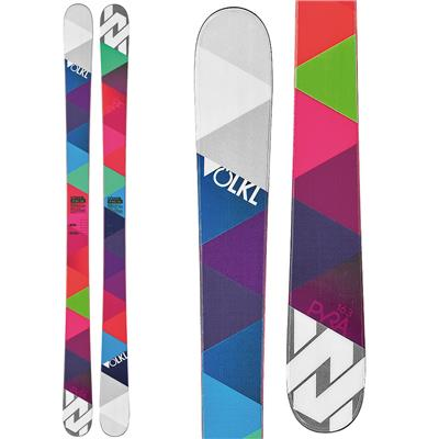 Volkl Pyra Skis - Women's 2014
