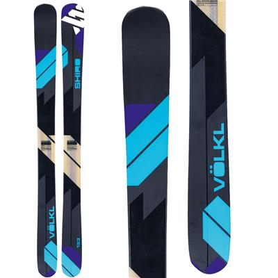 Volkl Shiro Jr Skis - Boy's 2014