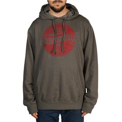 Electric Circle Standard Pullover Hoodie
