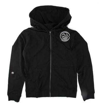 Electric Travel Zip Hoodie