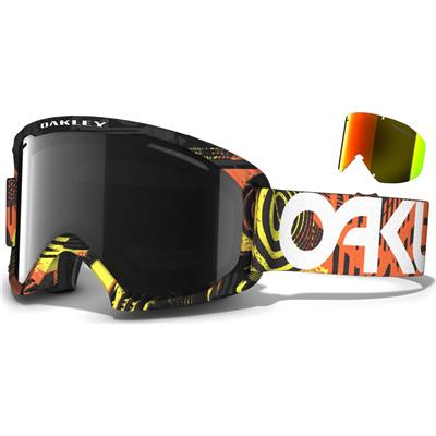 Oakley Factory Pilot Collection O2 XL Goggles