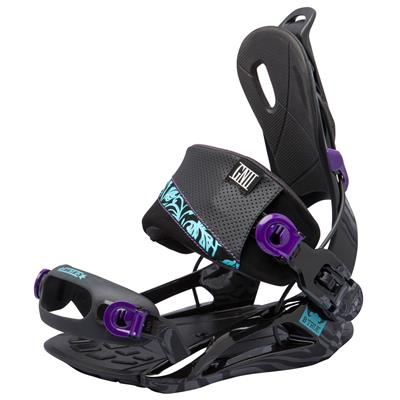 GNU B-True Snowboard Bindings - Women's 2014