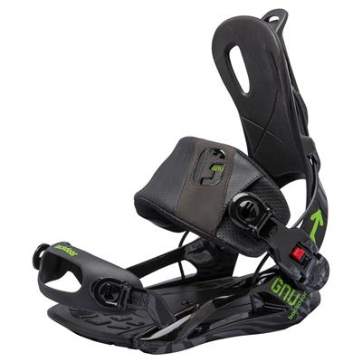 GNU Backdoor Snowboard Bindings 2014