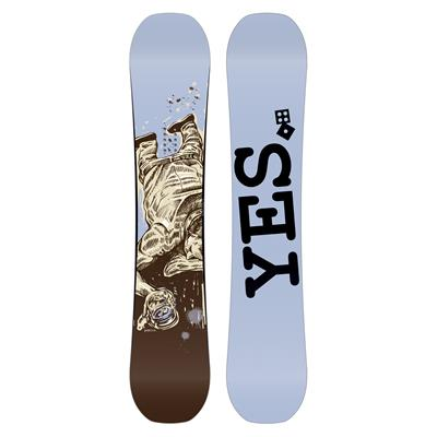 Yes. The Public Snowboard 2014
