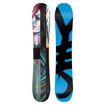Yes. Hel Snowboard - Women's 2014