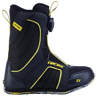 Ride Norris Boa Snowboard Boots - Little Kids' 2015