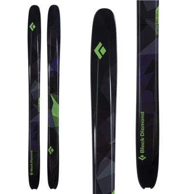 Black Diamond AMPerage Skis 2014