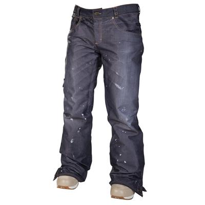 686 Reserved Destructed Denim Insulated Pants - Women's