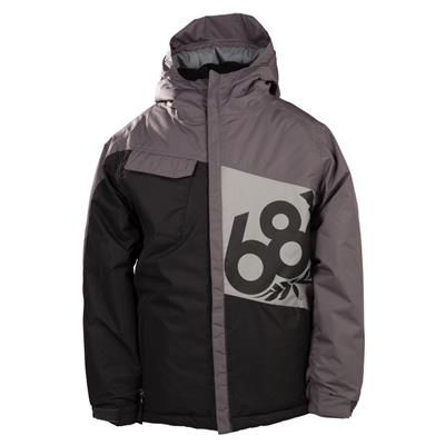 686 Mannual Iconic Insulated Jacket - Boy's