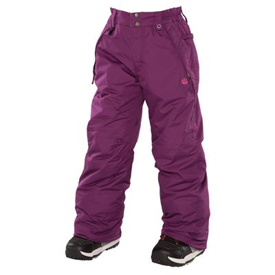 686 Mannual Brandy Insulated Pants - Girl's
