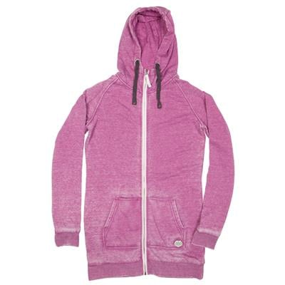 686 Burn Out Zip Hoodie - Women's