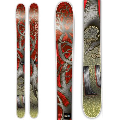 Liberty Helix Skis 2014