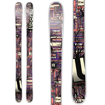 Liberty LTE Skis 2014