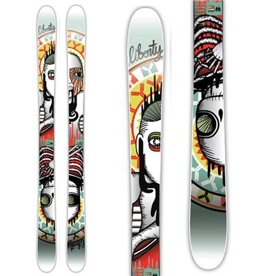 Liberty Antigen Skis 2014
